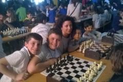 Finale nazionale di scacchi -Campionati sportivi studenteschi - Sibari