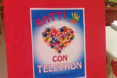 Batti 5 con  Telethon