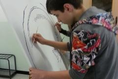 Progetto smile and paint - scuola Cafaro