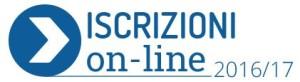 Logo iscrizioni A.S. 2016/17