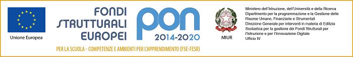 Banner PON 2014/2020