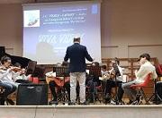 L'orchestra Anni Verdi
